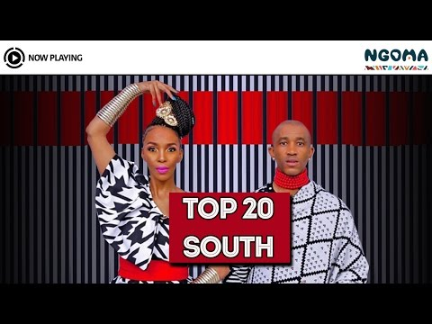 Ngoma Top 20 South Africa New Music Videos-March 2017 (Wk 2)