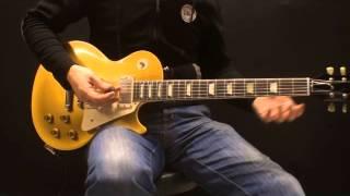 Gibson 1957 Goldtop Tanıtımı