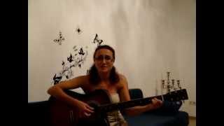 "Ladschén ""Тополя"" (на гитаре с аккордами)"