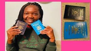 How to apply f๐r a Ugandan e-passport online/east African community e-passport application process.