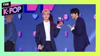 NCT DREAM, THE SHOW CHOICE (Non-edited ver.) [THE SHOW, Fancam, 190820] 60P