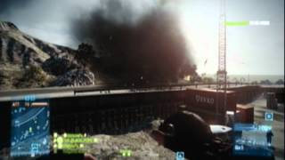 Battlefield 3 - Plane almost took my head off