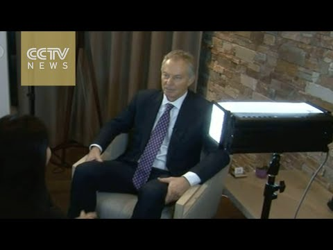 Interview: Former British PM Tony Blair talks about Abdullah