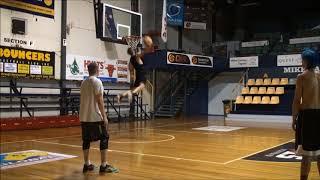 Dunk Session #43 - Jordan Kilganon Video