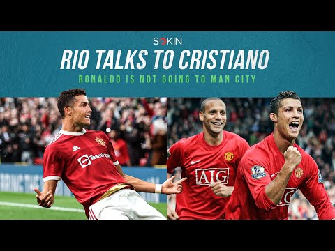 Download Rio Talks To Cristiano | Ronaldo Is Not Going City.