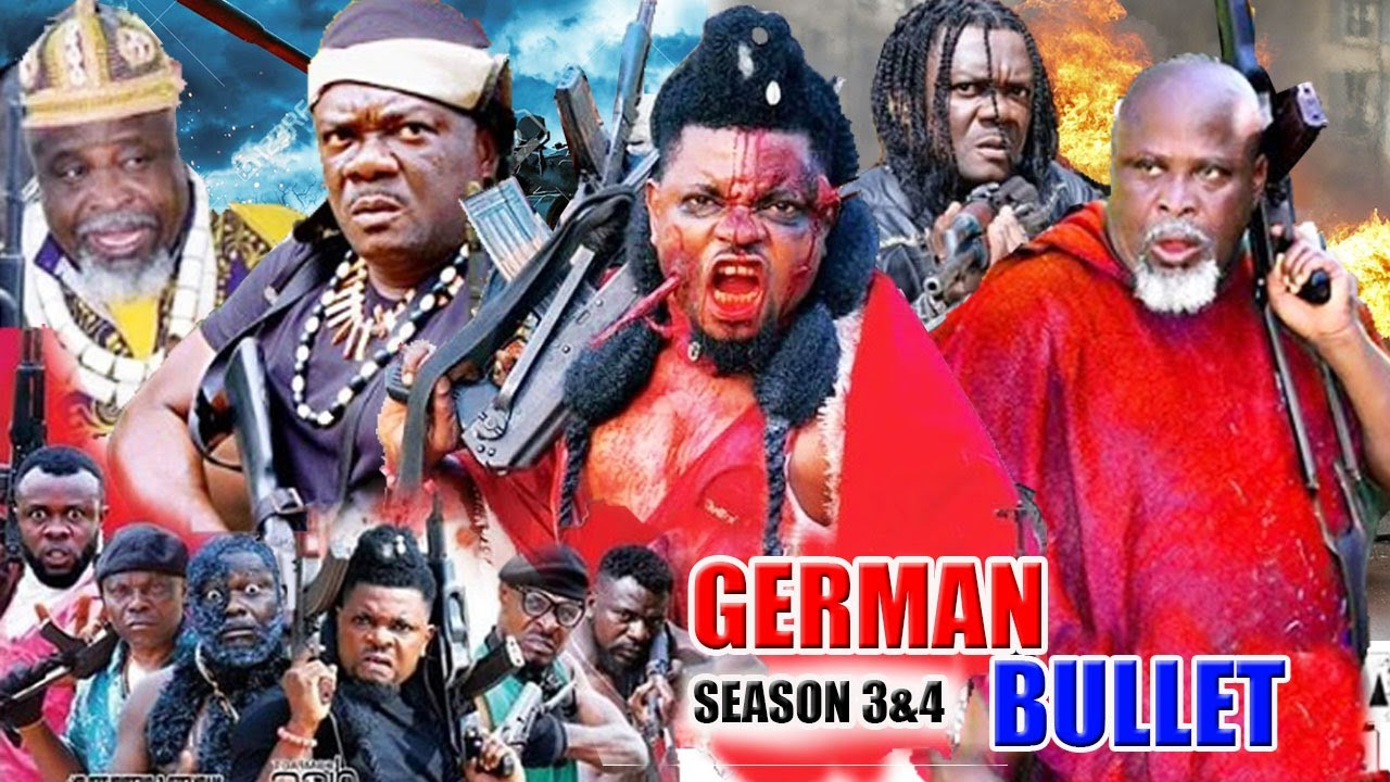 Download GERMAN BULLET season 2- Don Brymo|Kevin Ikeduba|Prince Iyke latest Nigeria Nollywood Action Movie