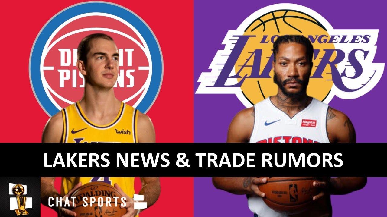 Lakers rumors: 3 reasons Derrick Rose for Alex Caruso wasn't ...