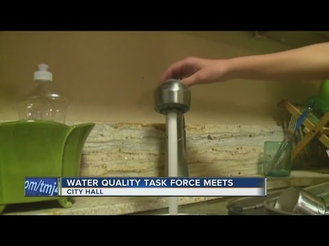 Milwaukee's new Water Quality Task Force meets