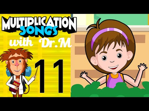 multiplication-song-11---gwen-of-11-|-muffin-songs