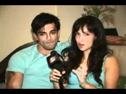 Karan Singh Grover and Shraddha Nigam  Blog Video 1
