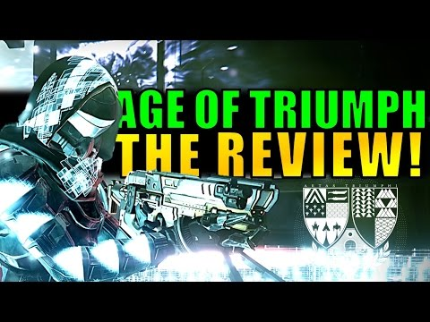 Age of Triumph: The Review | A Fitting End to Destiny?