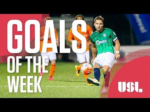 USL Goals of the Week - Week 7