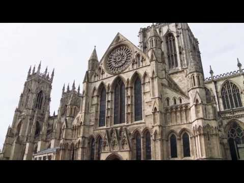 Exploring the City of York as a student