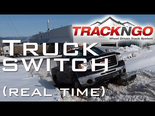 Track N Go truck switch (real time 15 min)