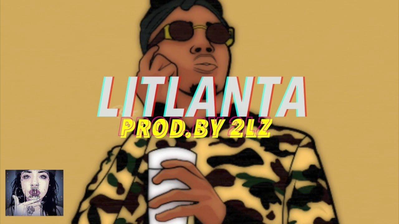 "3ca035a0abd Metro Boomin type beat ""LITlanta"" (prod.by 2Lz) - YouTube"