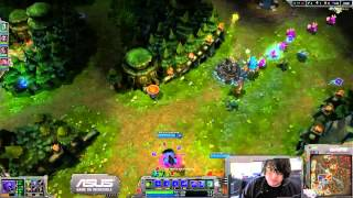 dyrus vs wingsofdeath jax vs lissandra top beast r m duo w burgerking diamond i