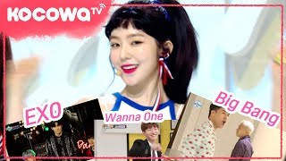 "[KOCOWA] ""Red Flavor"" Cover Dance (BigBang, EXO, Wanna One, Jin Ji Hee, Jack Black) Mp3"