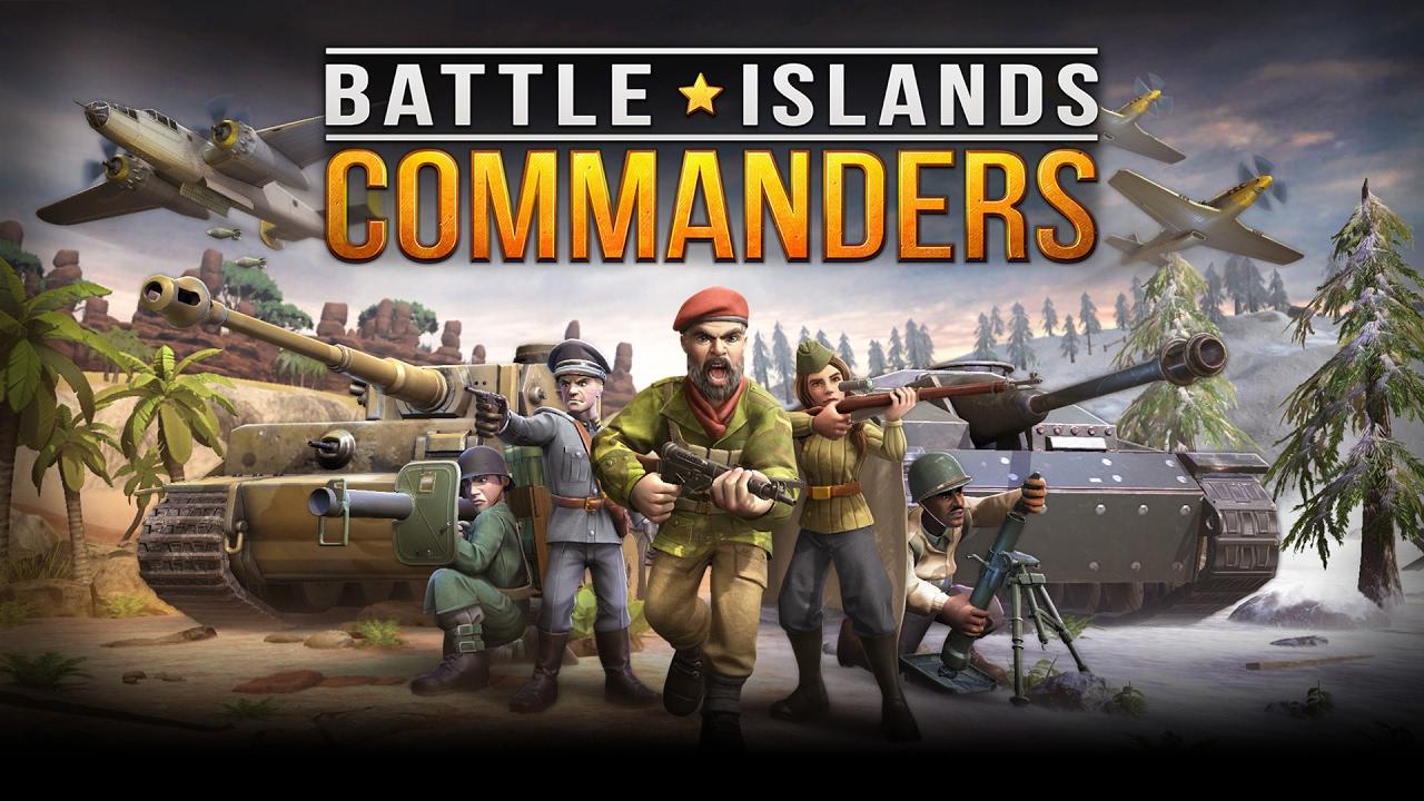 Battle Islands / PS4,PS4 Pro,PS3,PS Vita Games Download Free