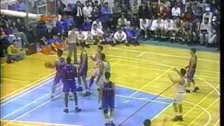 83年甲組籃球總冠軍第四戰2