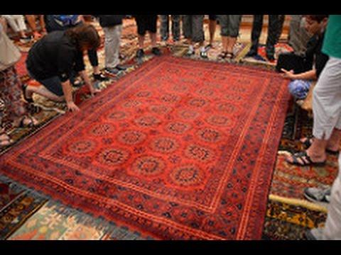 Turkish Carpet Factory Tour-Cappadocia, Turkey