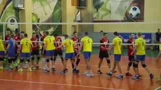 Волейбол. Шахтер - БАТЭ-БГУФК. Игра 2 (06.02.2017)