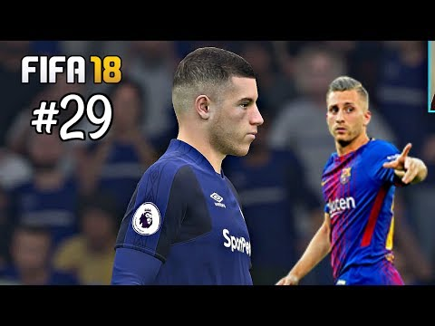FIFA 18 Everton Career Mode Episode 29 - Season 2 Transfers | Xbox One Gameplay