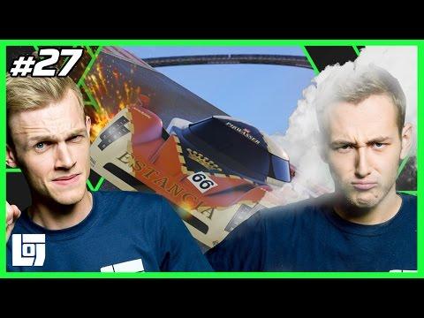 GTA Stunt Race met Milan en Jeremy | 1V1 |...