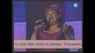 Busi Mhlongo Benefit Concert-Sibongile Khumalo