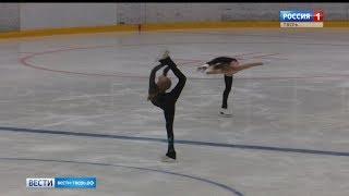 В Твери юные фигуристы со всей России вступили в борьбу за медали