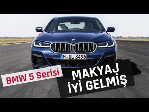 BMW 5 Serisi Makyajlandı – 2020 BMW 5 Serisi İnceleme