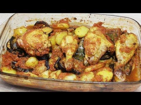 cuisses-de-poulet-au-four-Économique-et-facile-(cuisine-rapide)