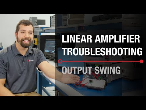 Troubleshooting Tips: Op Amps - Output Swing