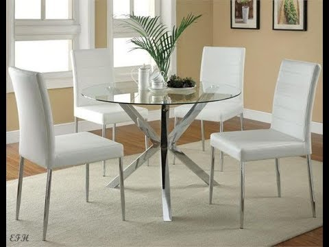 Glass Dining Table   Round Glass Dining Table   Glass Top Dining Table