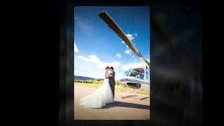 Krystal & Rafael - Willow Ridge Manor, Helicopter, Boulder Wedding