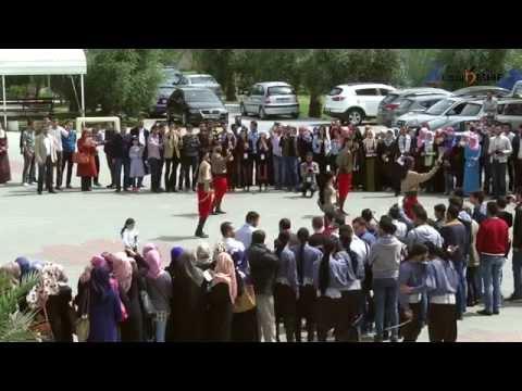 أنا دمي فلسطيني - محمد عساف - جامعة غزة تحميل الفيديو