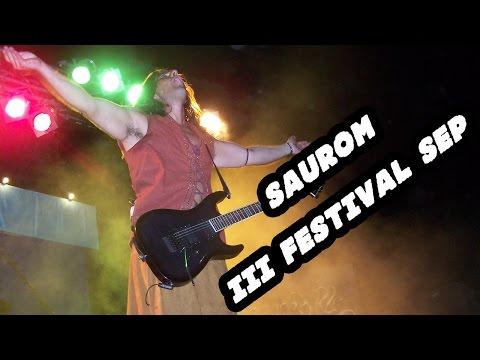 III Festival Seguimos en Pie - Saurom [Sonido Mesa]