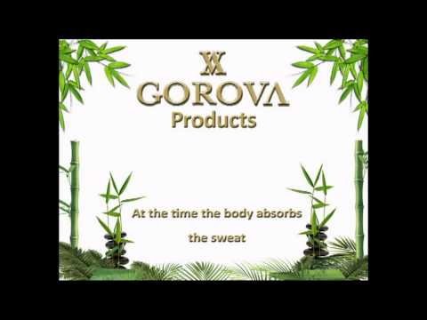 Gorova Natural Antibacterial Textile --- General Manager Sinan Karakuş