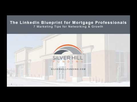 The LinkedIn Blueprint For Commercial Mortgage Professionals