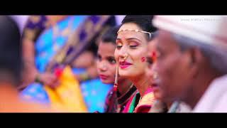 Julun Yeti Reshim Gaathi Cinematic Wedding Video