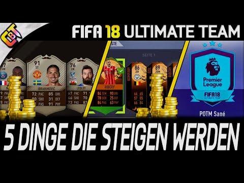 FIFA 18: EINFACH MÜNZEN MACHEN - Diese 5 Dinge JETZT kaufen!