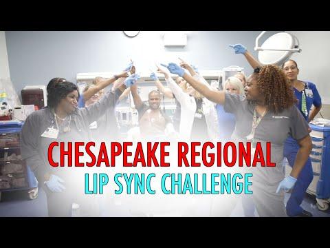 Chesapeake Regional Emergency Dept. Lip Sync Video