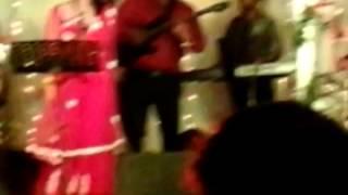 Live concert by singer Kona