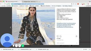 How to Download videos and photos from instagram on PC