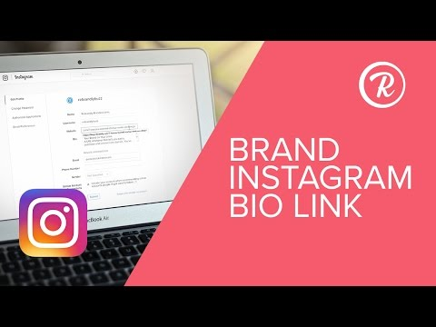 How to Edit and Brand Your Instagram Bio Link [Tutorial] thumbnail