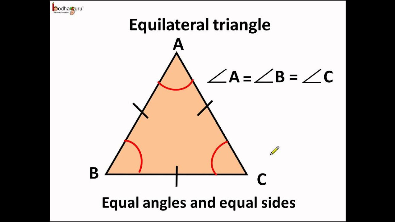 how to make an equilateral triangle