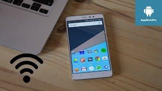 Gambar cover Mi teléfono no agarra wifi Solución | Android | 2017 ®.