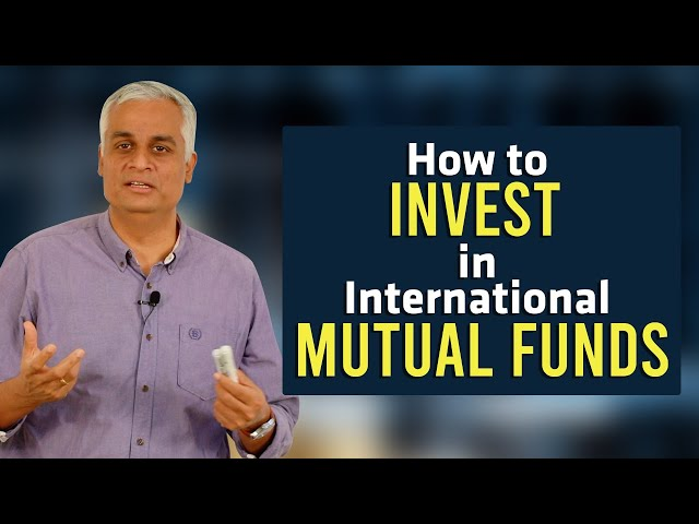 Can you Invest in International Mutual Funds? | Talks with Money