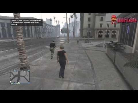 GTA V: Modz Zombies, Payasos,Leones y Aliens