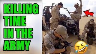 Army Funny Videos to get you through the week