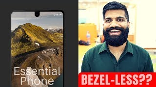 Essential Bezel-less Phone...Essential PH-1...My Opinions
